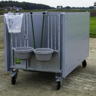 Mono XL Kälberbox